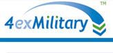4 Ex Military Jobs logo