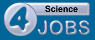 4 Science Jobs logo