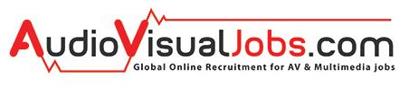 Audio Visual Jobslogo