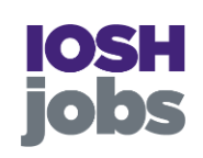 IOSH Jobslogo
