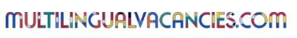 Multilingual vacancieslogo