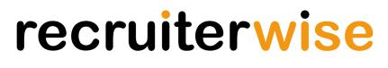 Recruiterwise.comlogo