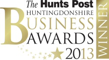 The Hunts Post Huntingdonshire Business Awards WINNER