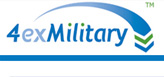 4 Ex Military Jobs logo