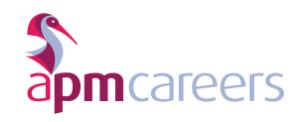 APM Careers logo