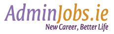 AdminJobs.ie logo