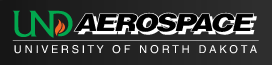 Aerospace University of North Dakota logo