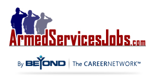 ArmedServicesJobs by Beyond.com logo