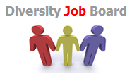 Diversity Job Board on Email logo