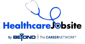 HealthcareJobsite by Beyond.com logo