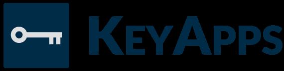 KeyApps New logo