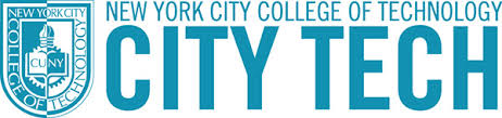 New York City College of Technology logo