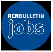 RCN Bulletin Jobs New logo