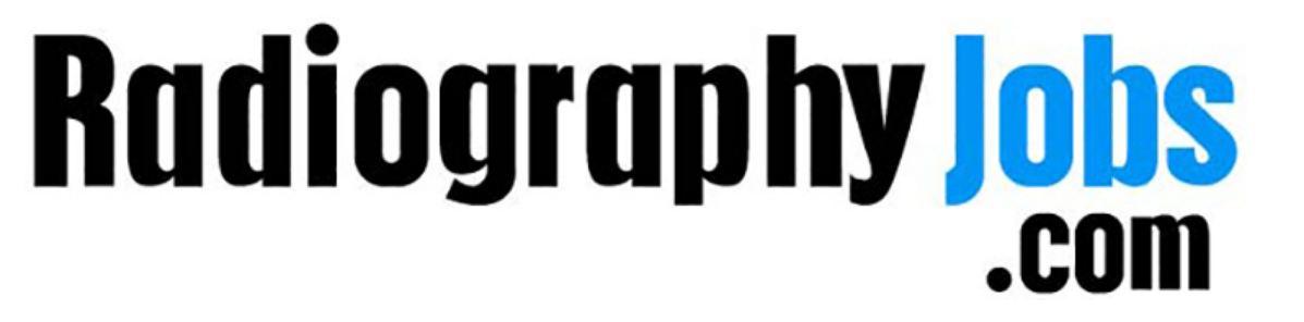 Radiography Jobs.com logo