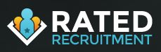 Rated recruitment logo
