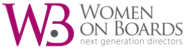 Women on Board logo