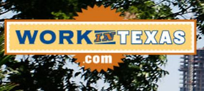 Work in Texas logo
